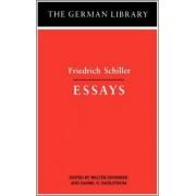 Essays by Friedrich Schiller