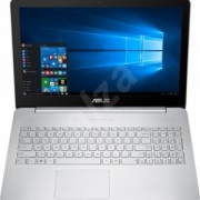 Laptop Asus N552VX Intel Core i5-6300HQ 8GB DDR4 1T HDDGeForce GTX 950M Free DosGray / Aluminum