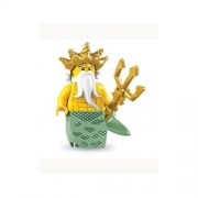 Lego Series 7 Ocean King Mini Figure