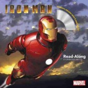 Iron Man Read-Along Storybook and CD by Marvel Book Group