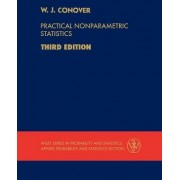 Practical Nonparametric Statistics by W.J. Conover