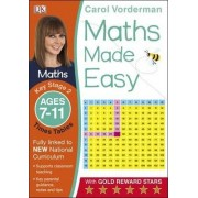 Maths Made Easy Times Tables Ages 7-11 Key Stage 2: Ages 7-11, Key Stage 2 by Carol Vorderman