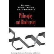 Philosophy and Biodiversity by Markku Oksanen