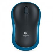 Mouse Logitech M185 wireless Blue