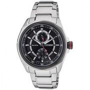 Citizen Black Stainless Steel Round Dial Quartz Watch For Men (BU3004-54E)