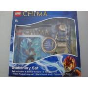 Lego Legends of Chima Stationery Set