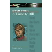 A Time to Kill by David Mack