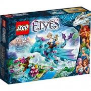LEGO Elfos El dragón de agua Aventura 41172 7+