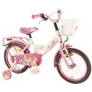 Bicicleta copii E&L Cycles Disney Princess 16''