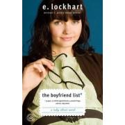 Boyfriend List by Lockhart