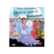 Huidobro Azucena Diseña Tu Vestido De Flamenca