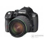 Aparat foto Pentax K-50 kit (obiectiv 18-135mm DA WR), negru