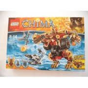 Lego legends of chima bladvic's rumble bear 70225