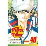 The Prince of Tennis: 40 by Takeshi Konomi