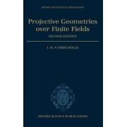 Projective Geometries Over Finite Fields by Reader in Mathematics James Hirschfeld