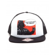 Star Wars Darth Vader It is pointless to resist Snapback шапка с козирка