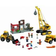 Set Constructie Lego City Santier De Demolari