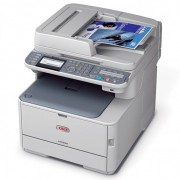 Multifunctional laser color OKI MC562DNW, format A4