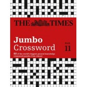 The Times 2 Jumbo Crossword Book 11 by The Times Mind Games