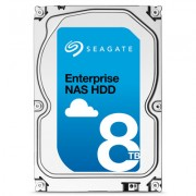 Seagate Enterprise NAS HDD +Rescue 8TB