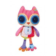 Zapf Creation 920.091 - Mini Chou birdies, cuscino Gufo