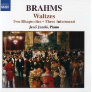 J Brahms - Waltzes (0747313029075) (1 CD)
