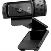 Logitech HD Pro C920 Webcam - FHD 1080p Video at