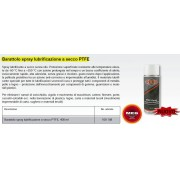 SPRAY LUBRIFICAZIONE A SECCO (PTFE)