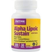Alpha Lipoic Sustain 300 mg, 30 tablete