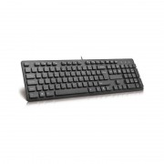 Tastatura Modecom MC-5006 USB Black OEM
