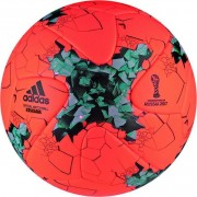adidas Fußball CONFED CUP WINTER - solar orange/easy mint/energy blue