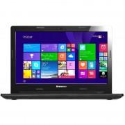 Laptop Lenovo IdeaPad G40-30 14 inch HD Intel Celeron N2840 2GB 500GB HDD Windows 8.1 Black Renew