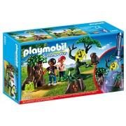 Playmobil Summer Fun Night Walk - sets de juguetes (Acción / Aventura, Niño/niña, Multicolor, De plástico)
