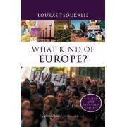 What Kind of Europe? by Loukas Tsoukalis