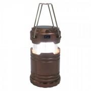 Lanterna Solara Camping cu LEDuri si Agatatoare YT826