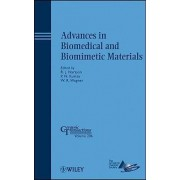 Advances in Biomedical and Biomimetic Materials by Roger Narayan