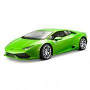 Bburago 12072G - Modellino Lamborghini Huracan Lp 610 - 4, Verde (grün) 1:18