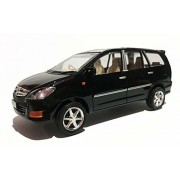 Jack Royal Indian Famous Innovo Toy Car (Pull Back Action) (Black)