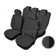 Set huse scaune auto Scotland pentru Audi A1 Fata + Spate