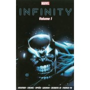 Infinity: Nothing Lasts Forever by Jonathan Hickman