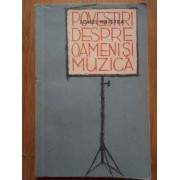 Povestiri Despre Oameni Si Muzica - Ionel Hristea