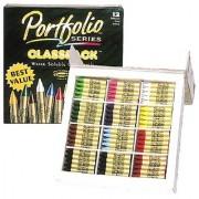 Crayola 300 Oil Pastels 12 Assorted Colors Portfolio Series