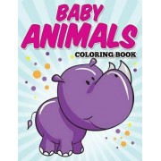 Baby Animals Coloring Book by Avon Coloring Books