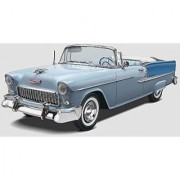 Revell Monogram 1/25 55 Chevy Bel Air Convertible model kit # 85-4269 by Revell Monogram