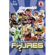 5458 Fi?ures Boy 6 Serie Set di Figurine
