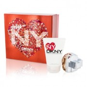 My NY The Heart Of The City Coffret: Eau De Parfum Spray 50ml/1.7oz + Body Lotion 100ml/3.4oz 2pcs My NY The Heart Of The City Комплект: Парфțм Спрей 50мл + Лосион за Тяло 100мл