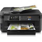 Multifunctional inkjet color EPSON L1455, CISS, A3, Retea, Wi-Fi, Fax, Duplex