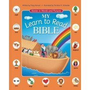 My Learn to Read Bible by Tracy Harrast