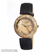 Earth Et1002 Picture Jasper Unisex Watch