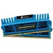 Memorie Corsair DDR3 4GB 1600MHz KIT 2x2GB radiator Blue Vengeance